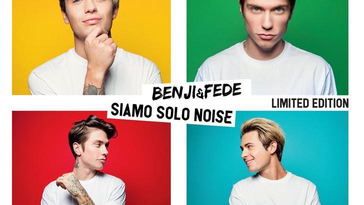 Hit parade: Benji&Fede scalzano Maneskin