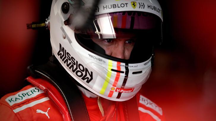 F1: Vettel,
