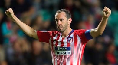 Liga, successo in rimonta per l'Atletico e colpo del Valencia