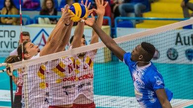 Volley: A2 Maschile, Girone Bianco, Lamezia passa sul campo di Alessano