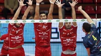 Volley: A2 Maschile, Girone Blu, successi per Cisano, Piacenza ed Ortona