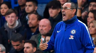 Premier League, Sarri frena: Chelsea-Everton 0-0. Guardiola, Tris a Mourinho