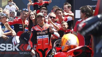 Sbk, Rinaldi firma con il Barni Racing Team