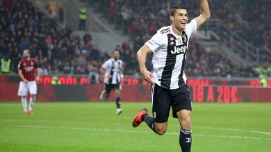 Serie A, capocannoniere: Ronaldo domina a 1,45