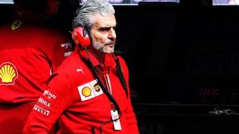 F1 Ferrari, Arrivabene: «Il podio di Raikkonen non è bastato»