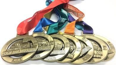 La Volkswagen Prague Marathon il 5 maggio 2019 compie 25 anni