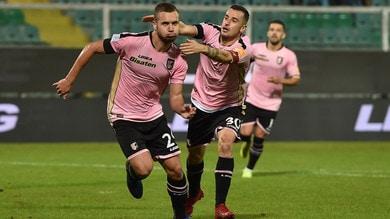 Serie B, in quota regna il Palermo