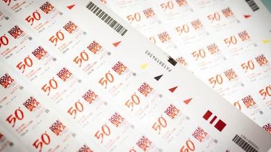 Con i 50 anni arriva anche il francobollo AISM