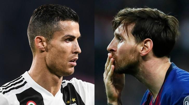 Ronaldo, 9 partite per superare Messi come capocannoniere del 2018