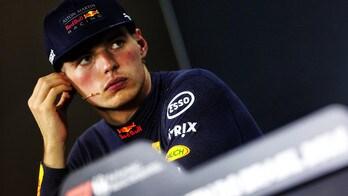 F1, Verstappen: «Ocon mi ha fatto perdere le staffe»