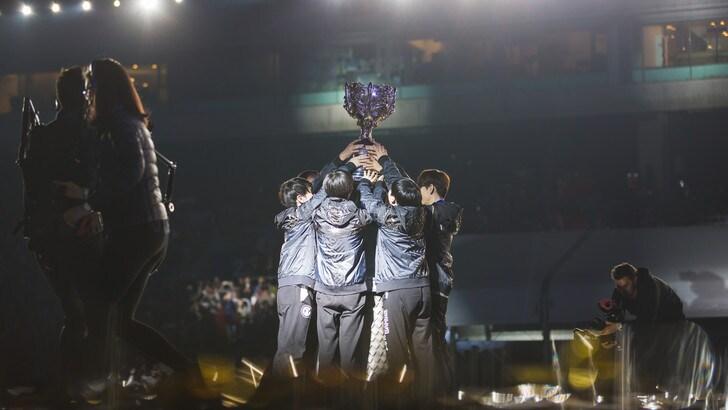 Worlds 2018 - Finals Recap - It's not coming home…