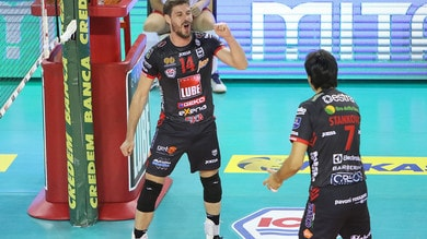 Volley: Superlega, Civitanova-Siena in campo domani per la 9a giornata
