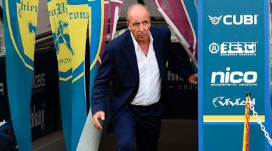 Chievo, Ventura: «Basta menzogne, rinuncio a due anni di stipendio!»