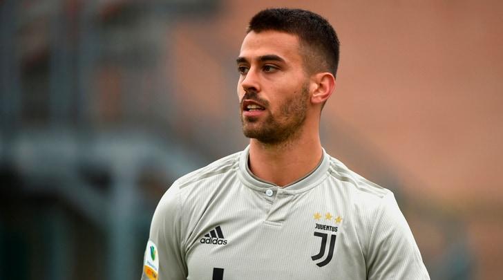 Juventus, Spinazzola è pronto