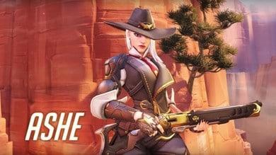 Overwatch: è arrivata Ashe
