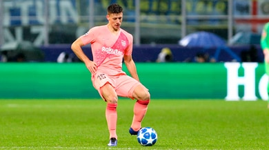 Barcellona, la rivelazione di Lenglet: «Ecco perché ho rifiutato la Juventus»