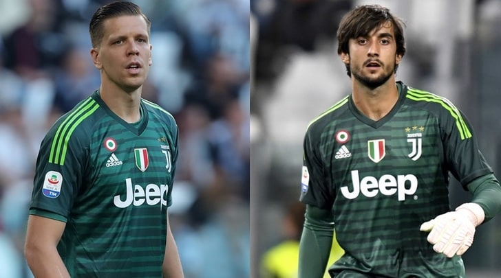 Juventus, Szczesny-Perin: le regole di Allegri, patti rispettati