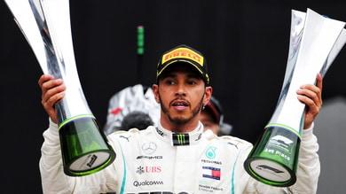 F1 Mercedes, Hamilton: «Il mio sogno? Andare nello spazio»