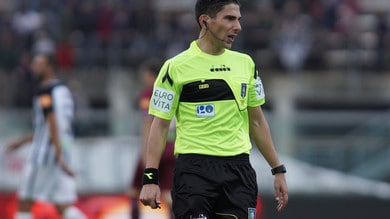 Serie B recupero Spezia-Benevento: dirige Di Martino