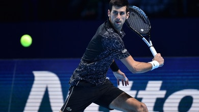 Tennis, ATP Finals: Djokovic vola, vittoria su Cilic a 1,12
