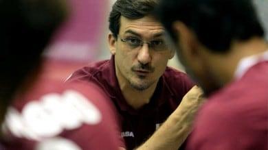 Volley: Superlega, Siena non cambia, confermata la fiducia a Cichello