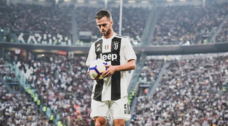 Juventus, solo un affaticamento muscolare per Pjanic