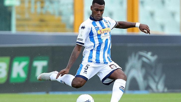 Calciomercato Pescara, Sebastiani: «Gravillon? Piace molto anche all'estero»