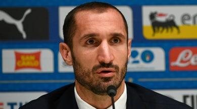 Chiellini: «Un anno fa il mio punto più basso con l'Italia»