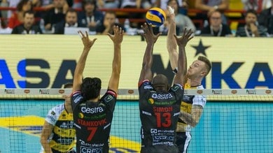 Volley: Superlega, Vibo-Padova, antipasto dell' 8a giornata