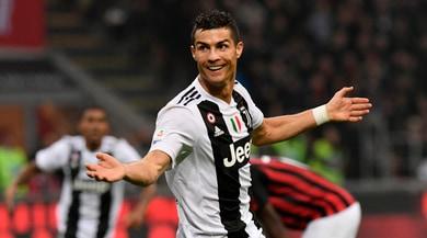 Juventus, a tutto Cristiano Ronaldo: l'onnipresente