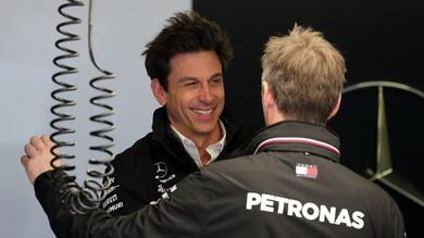 F1, Wolff: «Verstappen deve imparare qualcosa per diventare campione»