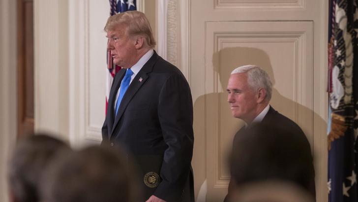Trump, Pence è 'soldato leale al 100%'