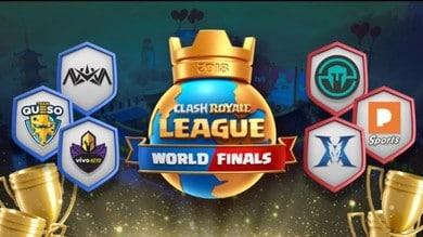 Clash Royale League World Finals: I Team Protagonisti
