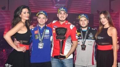 MotoGP Esports: l'italiano Trastevere73 campione per la seconda volta