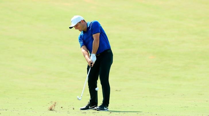 Golf, Masters di Augusta: Molinari al comando