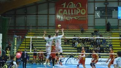 Volley: Superlega, Vibo vince l'anticipo dell'8a contro Padova
