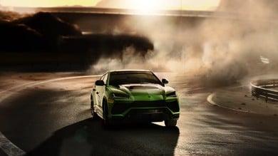 Lamborghini Urus ST-X Concept: foto