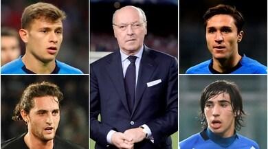 """Inter, la lista d'oro di Marotta: quanti """"derby"""" con la Juventus"""
