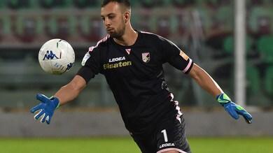 Serie B Palermo, Brignoli: «Voglio tornare in A con questa maglia»