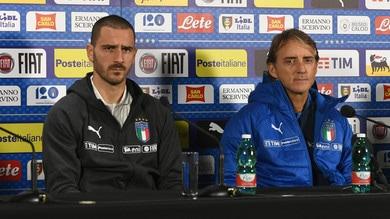 Italia, Bonucci: «I fischi mi hanno infastidito»