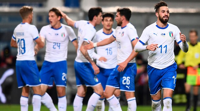 Under 21, Italia-Germania 1-2: Parigini non basta, doppietta di Waldschmidt