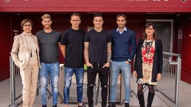 Frau diventa Official Supplier del Torino Football Club