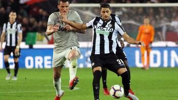 Serie A Udinese, Pezzella e Mandragora: seduta defaticante
