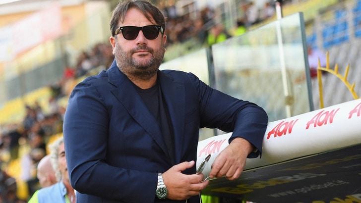 Serie A Parma, Faggiano: «Stiamo tornando una società importante»