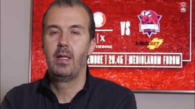"""Pianigiani: """"Baskonia squadra di valore"""""""