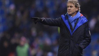 Italia, Mancini: «Ora nelle qualificazioni agli Europei vinciamole tutte»
