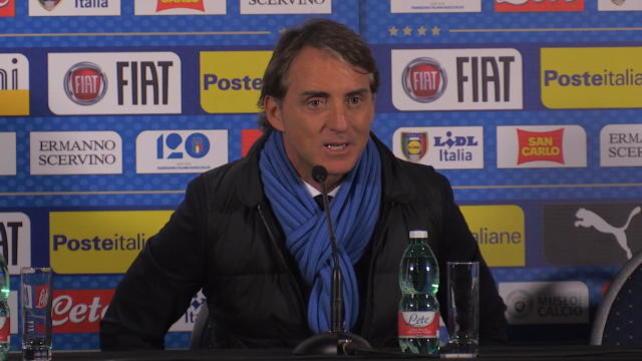 "Mancini: ""Pensavo finisse 0-0..."""