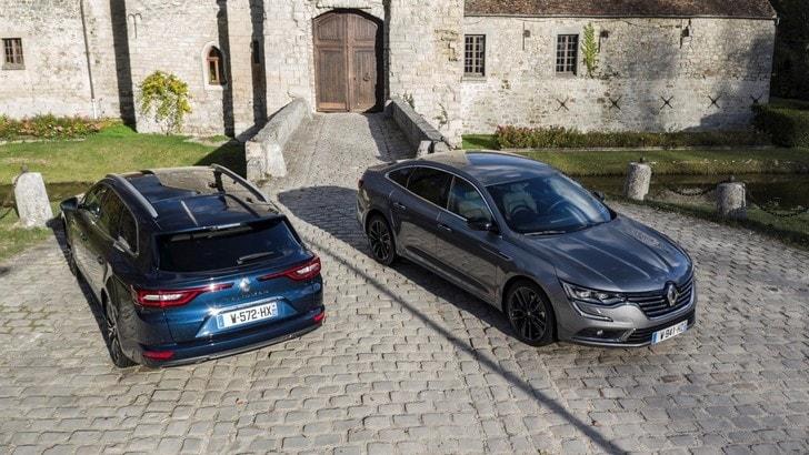 Renault Koleos, Espace e Talisman 2019: foto