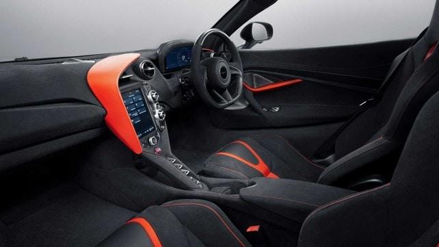McLaren 720S MSO Stealth: foto