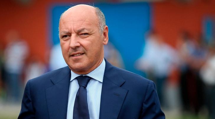 Inter, Marotta torna a Milano: «Tutto positivo»